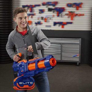 Пулемет Nerf Elite Titan CS-50 (E2865)