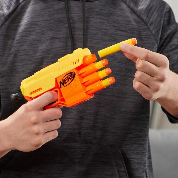 Пистолет Nerf Alpha Strike Fang QS-4 (E6973)
