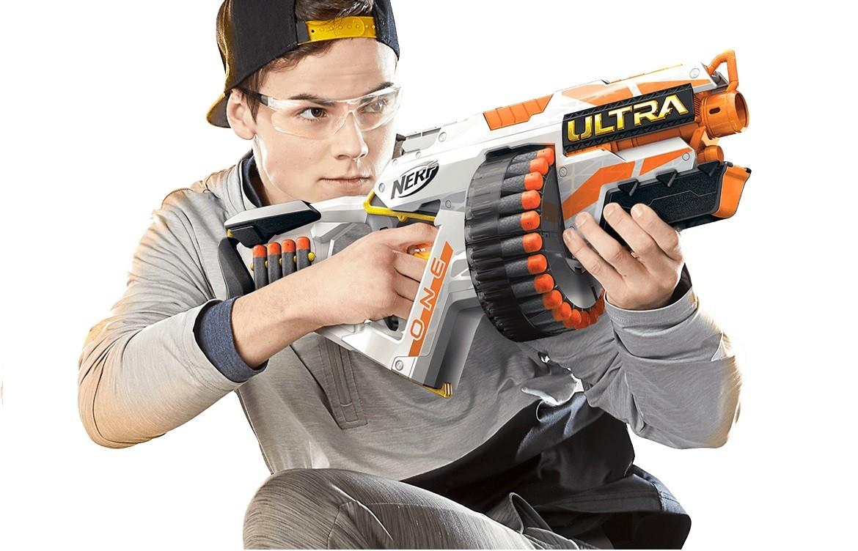 Nerf Ultra One - новый уровень Nerf