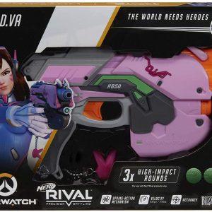 Nerf Rival Overwatch D.Va (E3122) box