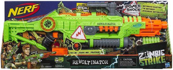 Nerf Zombie Strike Revoltinator (E3060) box