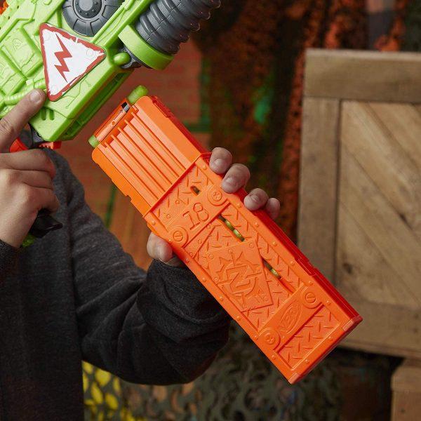 Магазин Nerf Zombie Strike Revoltinator (E3060)