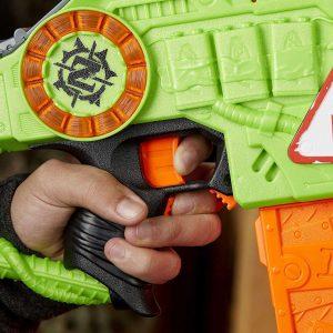 Рукоять Нерф Zombie Strike Revoltinator (E3060)