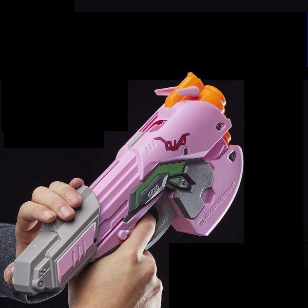 Nerf Rival Overwatch D.Va (E3122) розовый