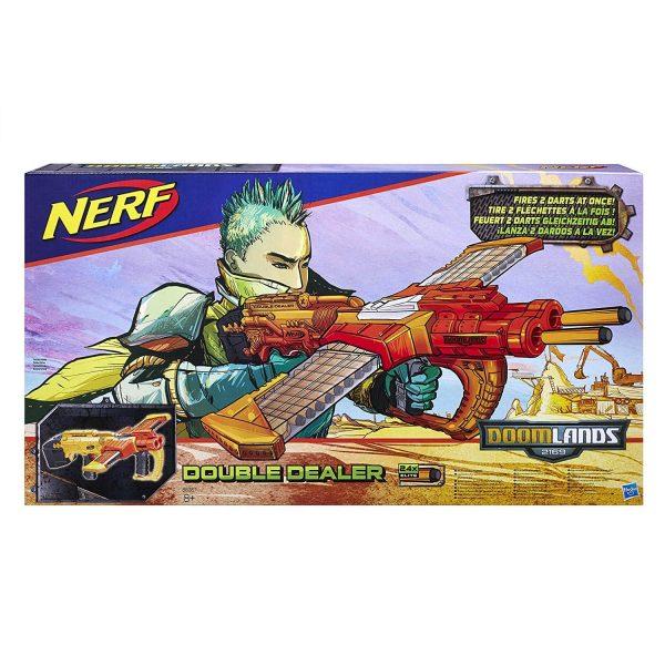 Nerf Doomlands 2169 Double Dealer (B5367) box