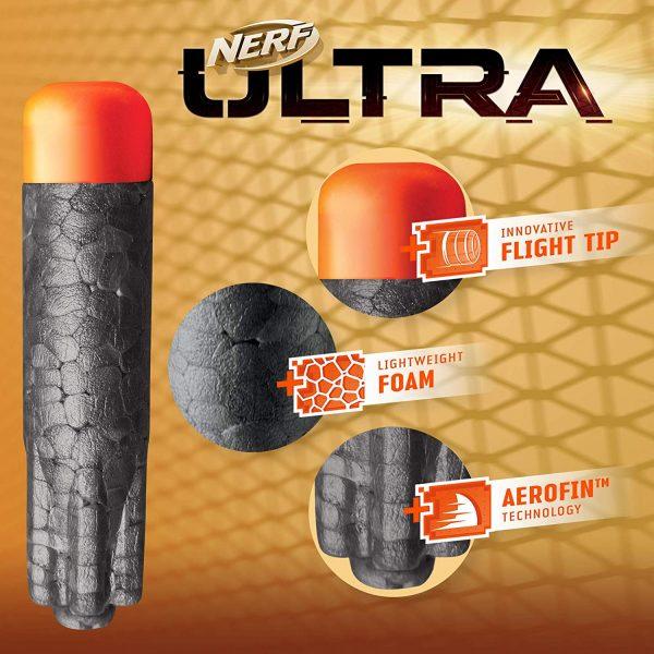 Стрелы Nerf Ultra Darts (E6595) ammo