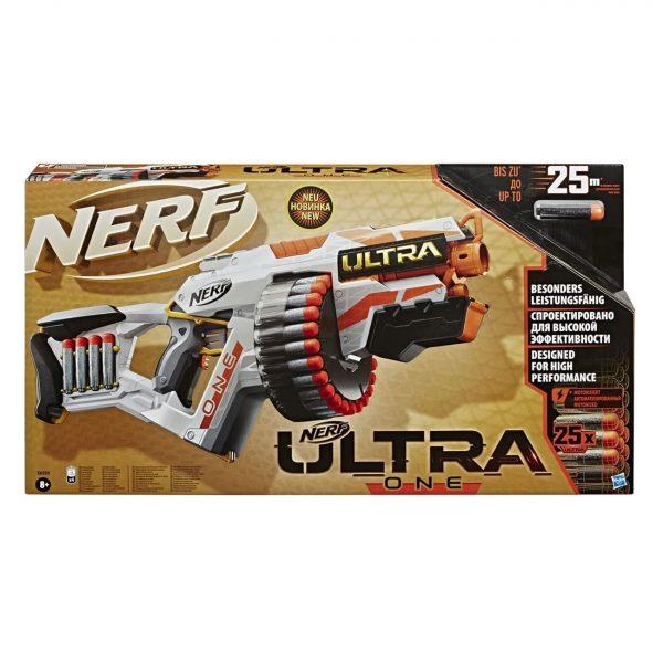 Nerf Ultra One Darts (E6595) box