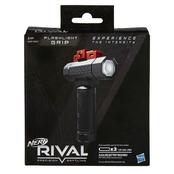 Nerf Rival Flashlight Grip (B8233) box