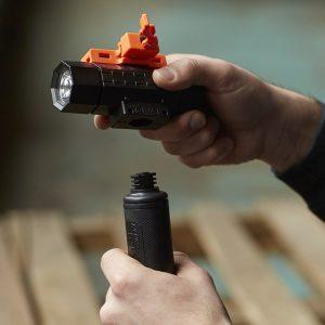 flashlight Nerf Rival Flashlight Grip (B8233) live