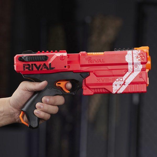 Пистолет Nerf Rival Kronos XVIII-500 (E3380)