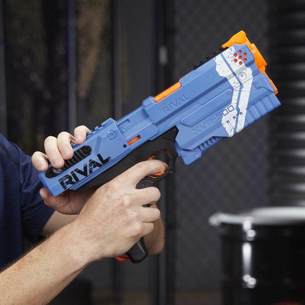 Пистолет Nerf Rival Kronos XVIII-500 (E3381)
