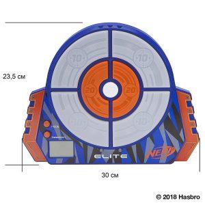 Nerf Elite Digital Target (NER0150) size
