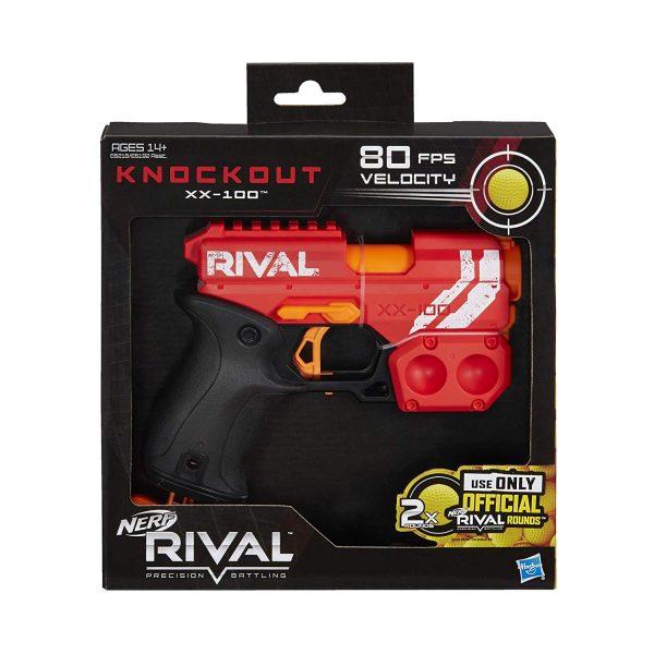 Nerf Rival Knockout XX 100 (E6218) box