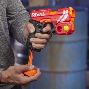 Пистолет Nerf Rival Knockout XX 100 (E6218)