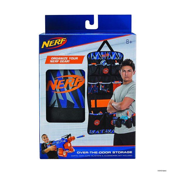 Nerf Over-The-Door Storage (NER0172) box
