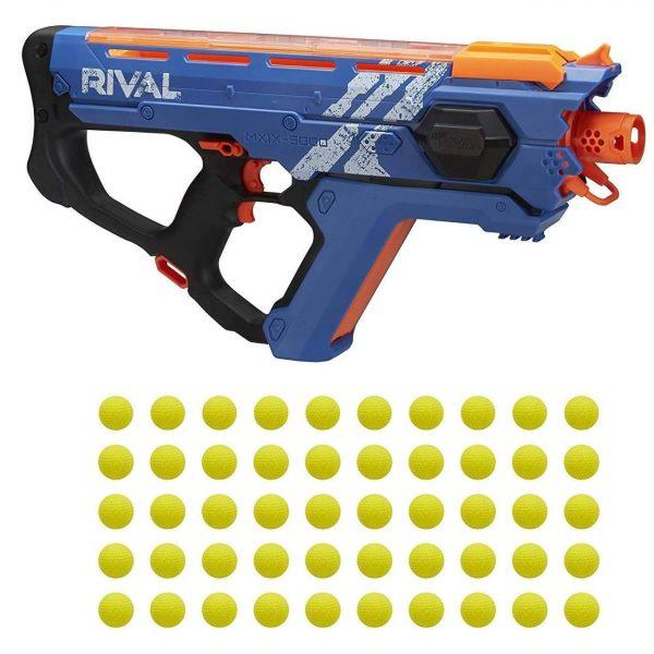 Nerf Rival Perses MXIX-5000 Синий (E4858)