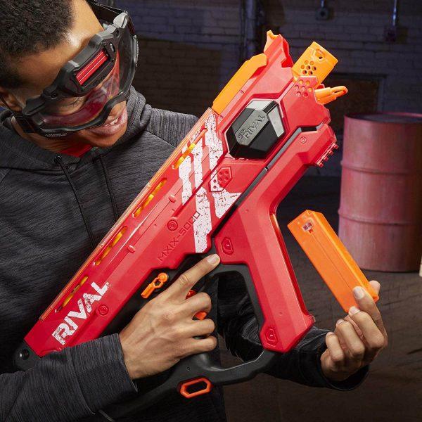 Nerf Rival Perses MXIX-5000 (E4858) красный