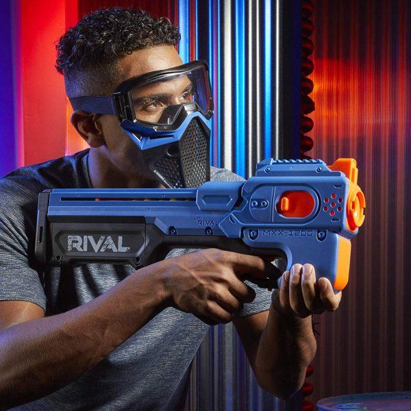 Синий Nerf Rival Charger MXX-1200 (E8449)