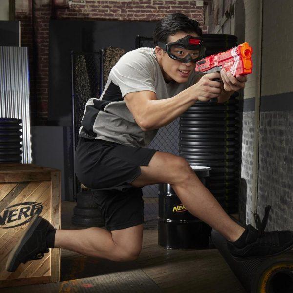 Пистолет Nerf Rival Kronos XVIII-500 (E2495)