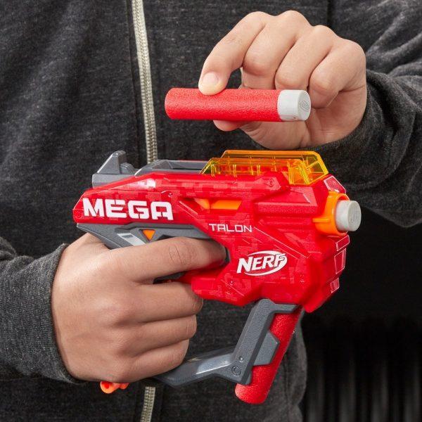 Пистолет Nerf Mega Talon (E6189)