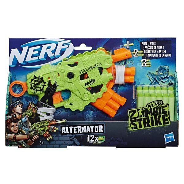 Nerf Zombie Strike Alternator (E6187) pack