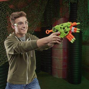 Пистолет Нерф Zombie Strike Alternator (E6187)
