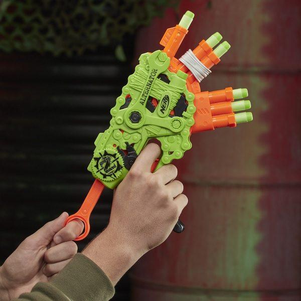 Nerf Zombie Strike Alternator (E6187)