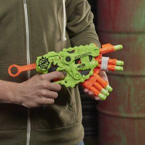 Пистолет Nerf Zombie Strike Alternator (E6187)