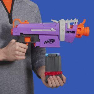 Пистолет Nerf Fortnite SMG-E (E8977)