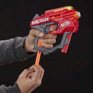 Nerf Mega Talon (E6189) красный