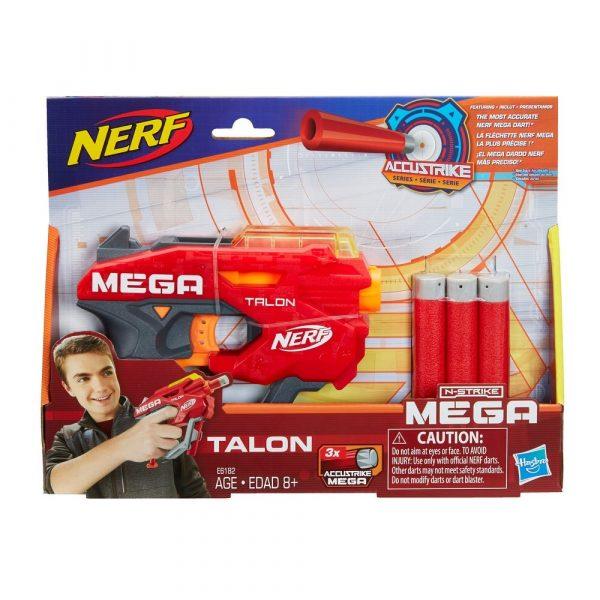 Бластер Nerf Mega Talon (E6189) box