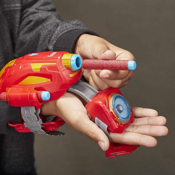 Nerf Marvel Iron Man Repulsor (E7376) -2