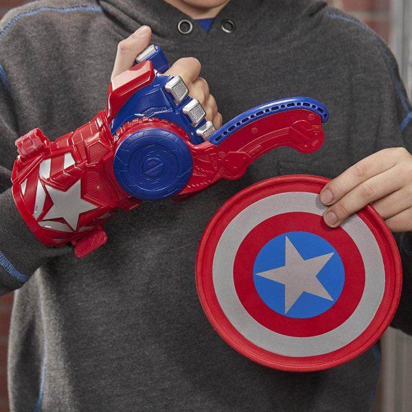 Nerf Marvel Captain America (E7375) Live photo