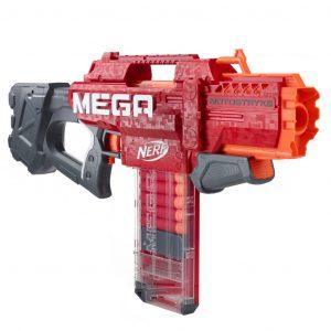 Бластер Nerf Mega MotoStryke (E6473)