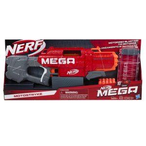 Box Nerf Mega MotoStryke (E6473)