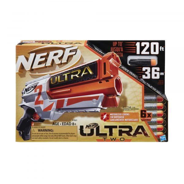 Nerf Ultra Two (E7922) box