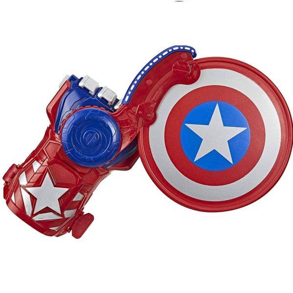 Бластер Nerf Marvel Captain America (E7375)