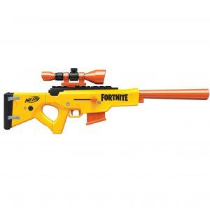 Снайперка Nerf Fortnite BASR-L (E7522) желтая