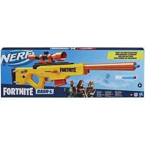 Nerf Fortnite BASR-L (E7522) Box