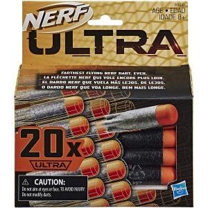 Набор стрел Nerf Ultra (E6600) box