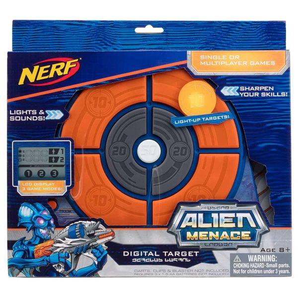 мишень Nerf Alien Menace, (11603) box