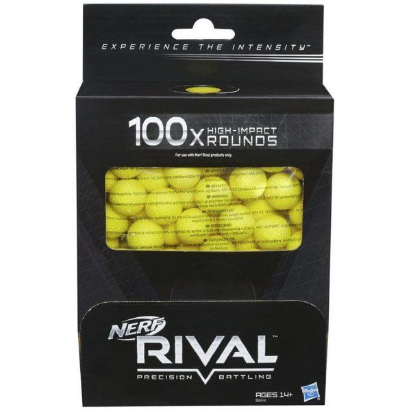 Nerf Rival ammo 100 шариков (B9242)