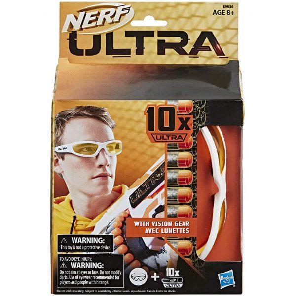 Nerf Ultra Vision Gear стрелы Ultra (E9836) box