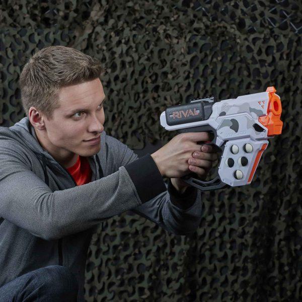 пистолет Nerf Rival Heracles XIX-500 (E5177)