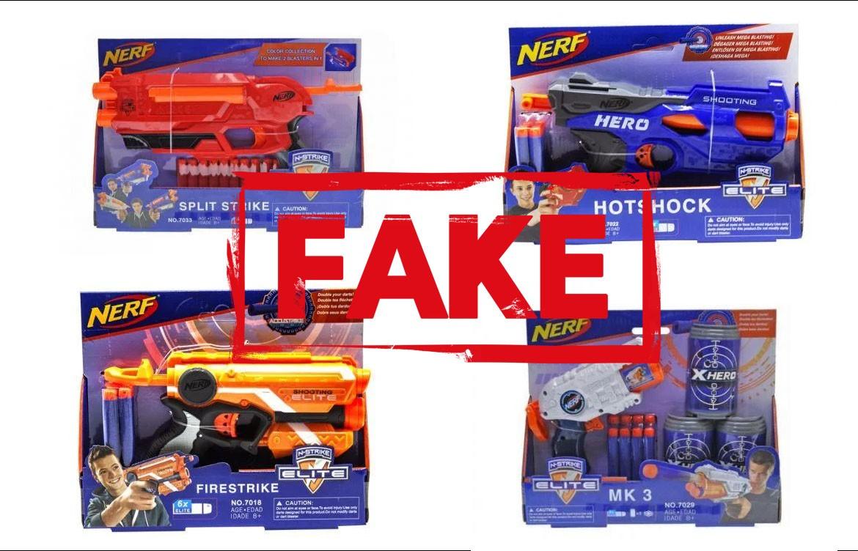 Fake Nerf