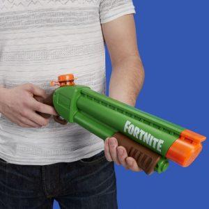 Water Nerf Fortnite Pump-SG (E7647)