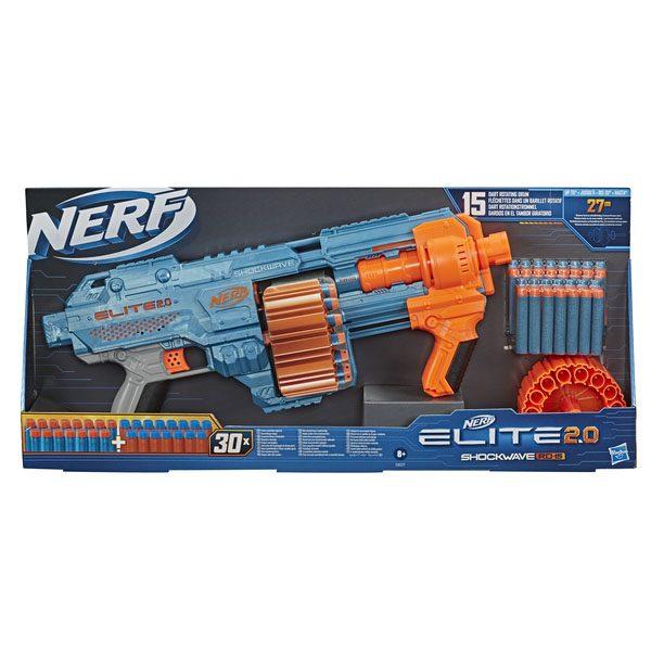 Nerf Elite 2.0 Shockwave RD-15 (E9527) box