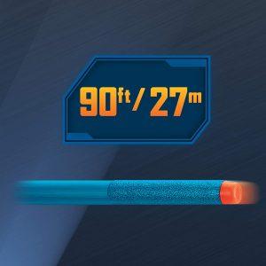 дальность Нерф Эхо CS-10 (E9533)