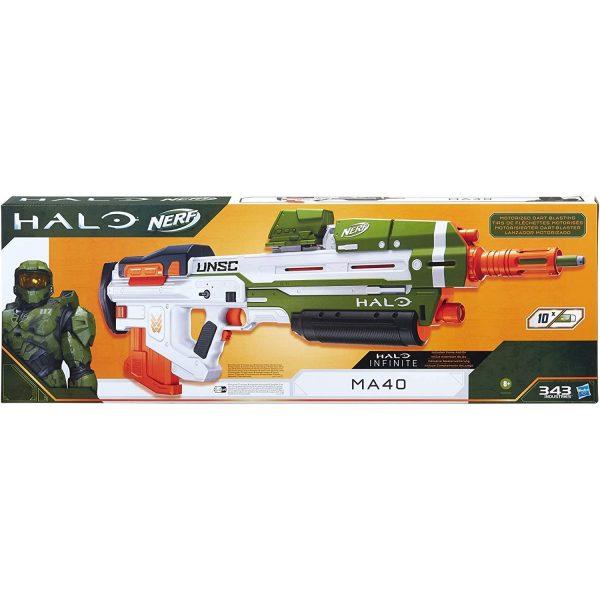 Box Nerf Halo MA40 (E9262)