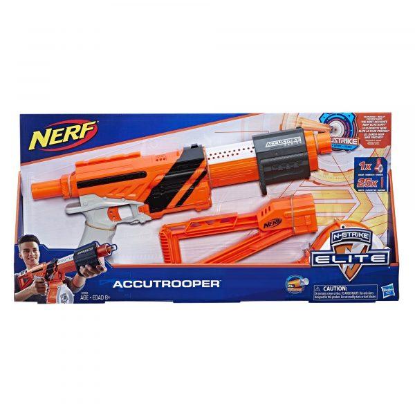 Box Nerf AccuStrike AccuTrooper (E2283)